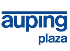 Logo Auping Plaza