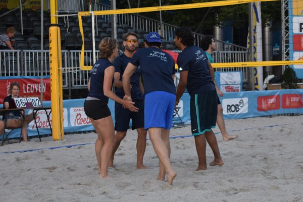 Bedrijventoernooi Leuven Beachvolley 2018