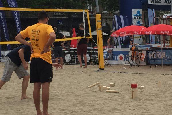 Kubbtoernooi Leuven Beachvolley 2017
