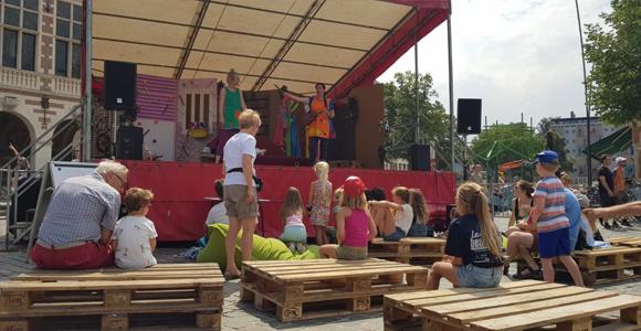 Kindertheater Spoor 6
