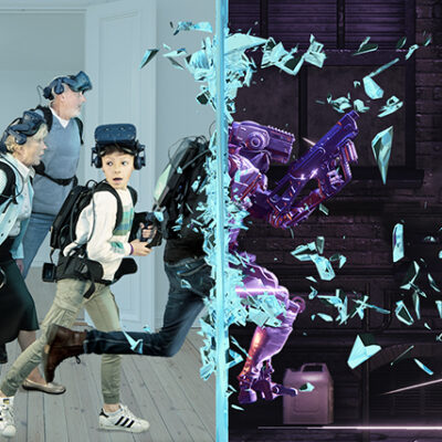 VR The Park - VR-ervaring